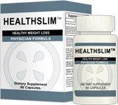 Healthslim - 3 bottles
