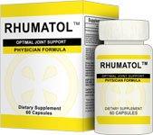 Rhumatol - 3 bottles