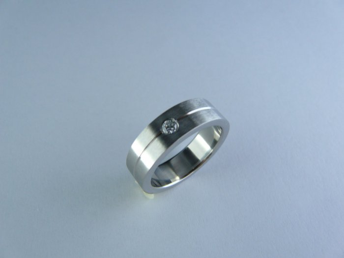 Stainless steel ring FSD-2134