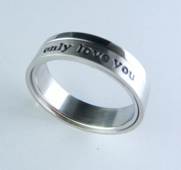Stainless steel ring FSR-2163