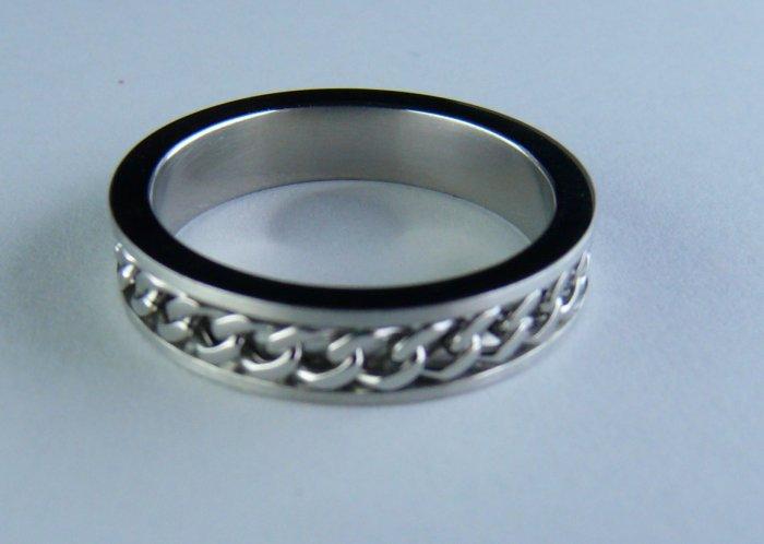 Stainless steel ring FSR-2122