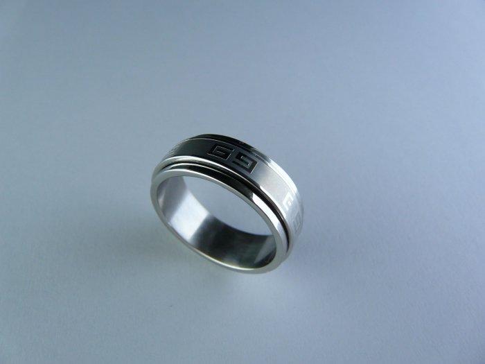 Stainless steel ring FSR-2285