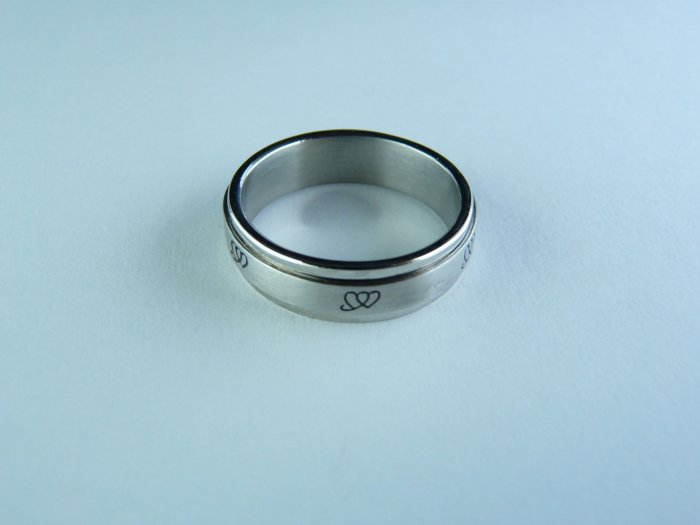 Stainless steel ring FSR-2085