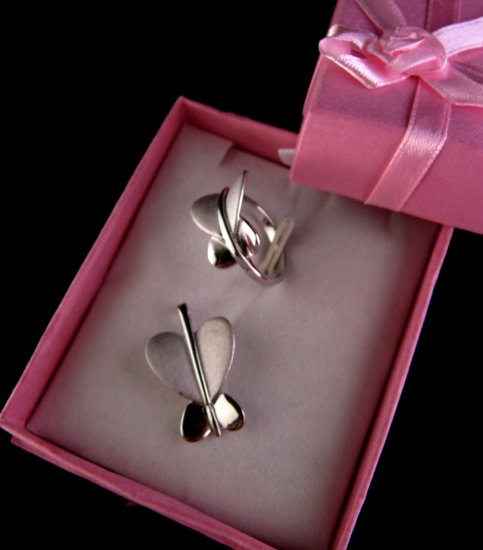 Sterling Silver Pendant and Ring Set