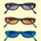 Blue Magnifying Sunglasses 4 X *Very Nice Style*