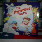 THE MYSTERIOUS PEN PAL BOOK W/PROPS * NEW