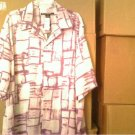 SYLLABLES (BIG) MEN SHORT SLEEVE SHIRT 3BXL