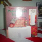 WOODEN PAPER TOWEL HOLDER *NEW*