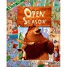 OPEN SEASON LOOK & FIND BOOK  * NEW