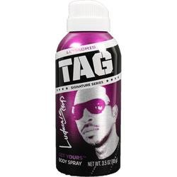 COLLECTIBLE Tag Body Shots Signature Series 3.5 oz.  Body Spray LUDACRIS Scent