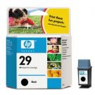 HP # 29 INKJET ORIGINAL CARTRIDGE BLACK