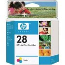 HP # 28 INKJET ORIGINAL CARTRIDGE COLOR