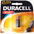 1 (ONE) Duracell Security  Batteries 21/23~BEST USED BY 3/2012