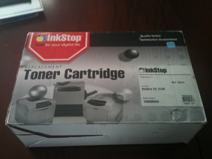 REPLACEMENT TONER CARTRIDGE FOR BROTHER TN570