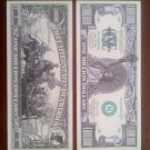 1- ONE MILLION DOLLAR BILL DELAWARE/LADY LIBERTY NOVELTY/PLAY MONEY *MINT*