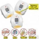 2 ROYAL ULTRASONIC PEST REPELLENT *RIDS PEST*COMPARE TO SUNBEAM