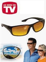HD 2.5 VISION BIFOCAL READERS~DAY DRIVING SUNGLASSES
