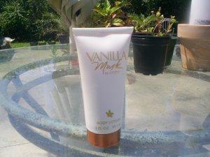 COTY VANILLA  MUSK 2 OZ. PERFUMED BODY LOTION