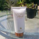 COTY VANILLA  MUSK 1.75 PERFUMED BODY POWDER~2 OZ. PERFUMED BODY LOTION ~ .375 OZ. COLOGNE SPRAY
