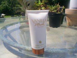 COTY VANILLA  MUSK 1.75 PERFUMED BODY POWDER~2 OZ. PERFUMED BODY LOTION ~ .375 OZ. COLOGNE SPRAY