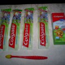 LOT COLGATE BABY TOOTHBRUSHES~ MY FIRST TOOTHPASTE~EXPIRED 5/2013