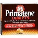PRIMATENE 60 COUNT TABLETS EXP 09/2018