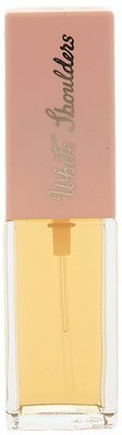 WHITE SHOULDERS~EAU DE PARFUM SPRAY .33 OZ.~BODY LOTION 1.7 OZ. ~BODY WASH 1.7 OZ.