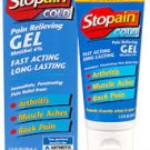STOPAIN COLD PAIN RELIEVING GEL 2.5 OZ.~ EXPIRED 3/2014 EXPIRED