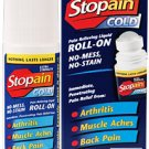 STOPAIN COLD PAIN EXTRA STRENGTH ROLL ON 3 OZ.~ EXPIRED 11/2013 EXPIRED