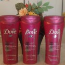 DOVE PRO AGE Beauty Body Cream Oil 8.5 oz~DAMAGED LABEL