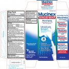MUCINEX SINUS-MAX Nasal Spray Moisture Smart 3/4 FL.OZ. SEALED EXP. 05/2016 EXPIRED