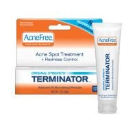 ACNEFREE TERMINATOR REGULAR STRENGTH SPOT TREATMENT  1 OZ. *EXPIRED*