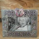 FOR EVER FRIENDS PIG SMALL PICTURE FRAME *NIB*