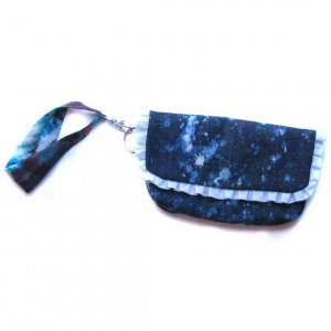 Denim Diva Clutch