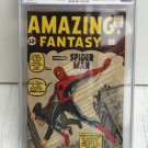 Amazing Fantasy 15 CGC  6.0 restored