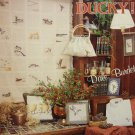 Dale Burdett Everything's Just Ducky Counted Cross Stitch Leaflet