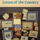 Cross My Heart's Cream of the Country Counted Cross Stitch Leaflet