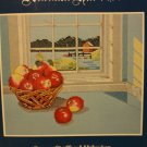 Helmsford Designs Autumn Harvest Counted Cross Stitch Pattern