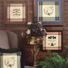 Stoney Creek Touch of Tartan Counted Cross Stitch Leaflet