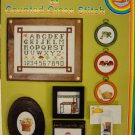 School House of Counted Cross Stitch Book 9