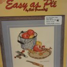 Designs by Gloria & Pat Easy as Pie Counted Cross Stitch Leaflet 24