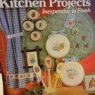 Leisure Arts Quick Kitchen Projects Leaflet 222