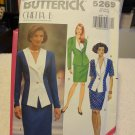 Butterick 5269 Misses' Top & Skirt (size 12-14-16)