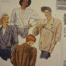 McCalls 4684 Misses' Unlined Jackets (Size 12)