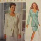 Butterick 5989 Misses Top & Skirt (size 18,20,22)