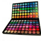 New 120 pro color eye shadow eyeshadow palette makeup kit set