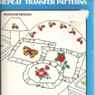 Vintage Vogart Crafts Repeat Transfer Patterns Style 772 - Bedroom Designs