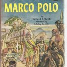 Marco Polo - Adventures & Discoveries -Landmark Books 1