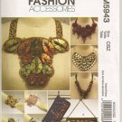 McCall's Fashion Accessories M5943 -Bracelets, Purses,
