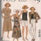 Vintage 1987 McCall's 3071 Misses Separates - Sz. 12